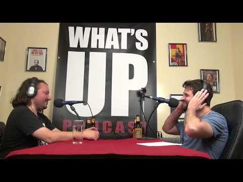 What's Up Podcast #25 Julien Bernatchez