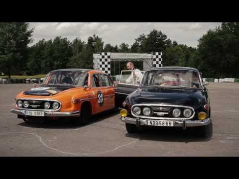 Racing Tatra 603 B5 Legendy Jakuba Rejlka d l tvrt