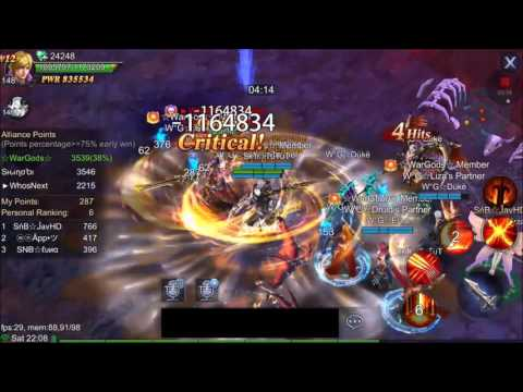 Heroes of Chaos Alliance WAR 2016 10 23 s28 [HD]