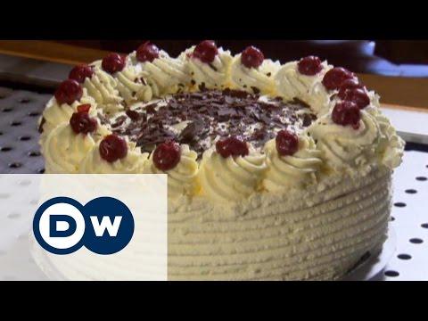 Торт на свадьбу Анны Грачевской и Артема Кузякина от кондитерской I Love Sweet
