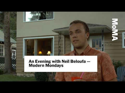 An Evening with Neïl Beloufa | Modern Mondays