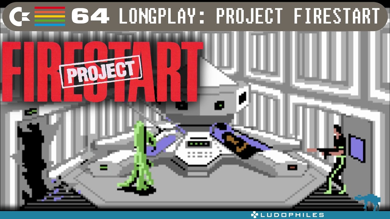 project firestart c64 rom
