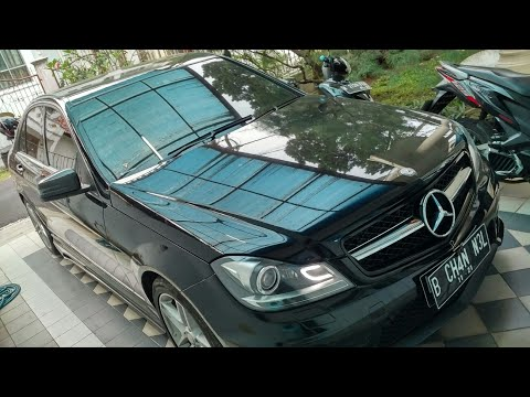 In Depth Tour Mercedes Benz C250 AMG W204 Facelift (2012) - Indonesia