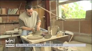 MADE IN FRANCE : En Haute-Marne, la tuilerie est un art