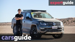 Volkswagen Amarok 2020 review: Highline 580 Black