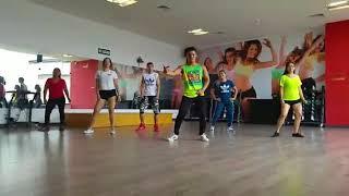 Javier rojas/el prestamos/ fitness dance
