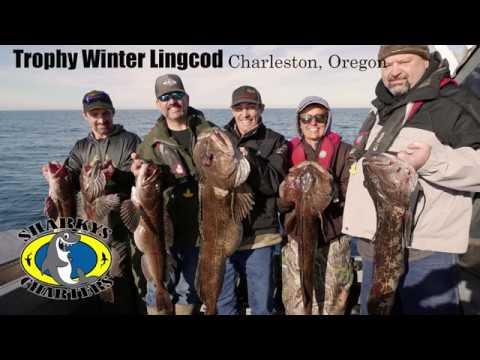 Oregon Trophy Lingcod 2018