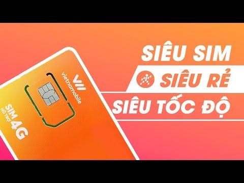 Trải nghiệm SIÊU SIM 4G Vietnamobile: 5GB/ngày, giá bằng ly trà sữa