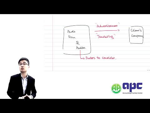ACCA P7 Online Course Advanced Audit & Assurance- Practise Management
