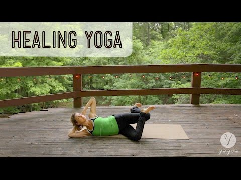 Healing Yoga Routine: Rescue Remedy (open level)