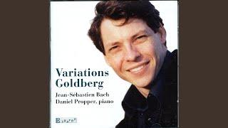 Goldberg Variations, BWV 988: Variatio 4. a 1 Clav.