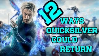 12 Ways Quicksilver Could Return Into the MCU
