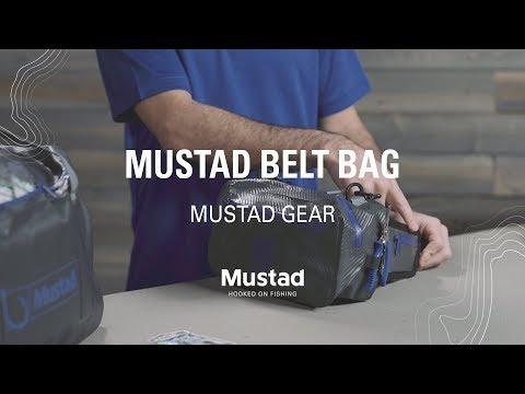 Belt Bag   Mustad Fishing
