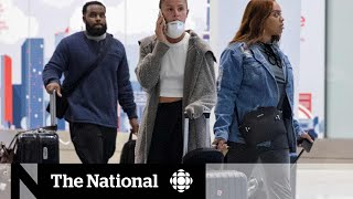 Mandatory 14-day COVID-19 quarantine for travellers to Canada