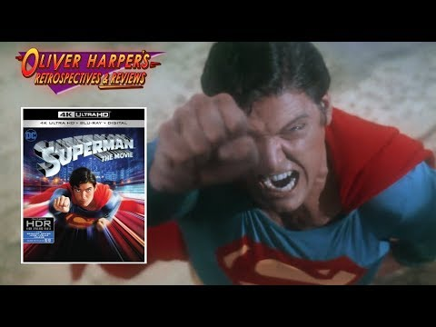Superman The Movie (1978) 4K UHD Blu-ray Review