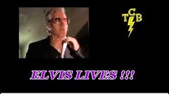 ELVIS LIVES !!!    ---  1 of 5
