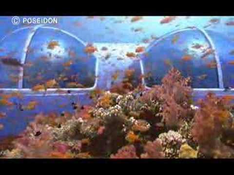 1,200 Square Feet Under the Sea
