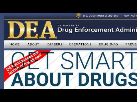 Drug Enforcement Administration Requirements