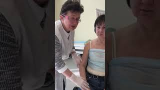 Лимфатический самомассаж при кистозно-фиброзной мастопатии