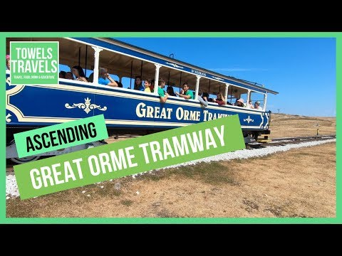 Ascending The Great Orme Tramway | Llandudno | United Kingdom Travel Guide
