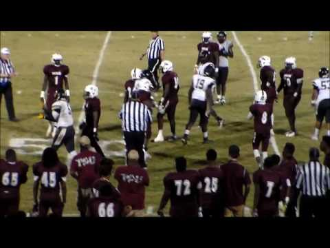 #9 Barrie Abu-Bakarr - Junior Defensive End Highlights