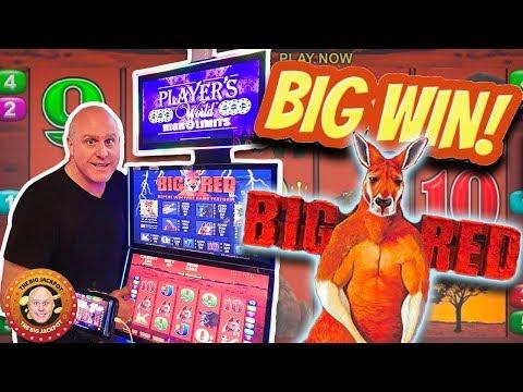 🔺BIG JACKPOT on BIG RED! 🔺5 Free Games Handpay! 💥- The Big Jackpot - 동영상