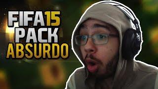FIFA 15 - O PACK ABSURDO