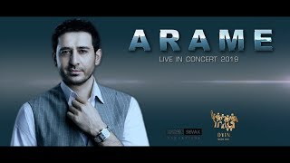 Arame  Backstage ( Live In Concert 2019 Dvin Music Hall )