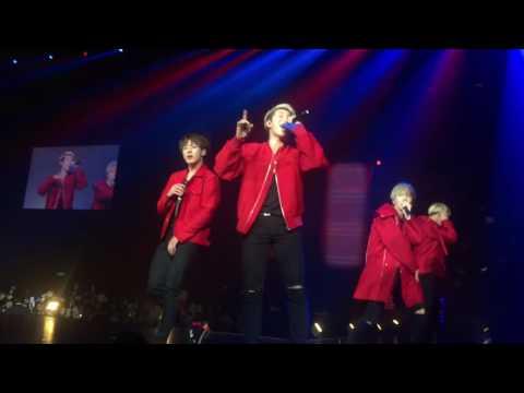BTS - Epilogue in Macau - Front Row - We are bulletproof