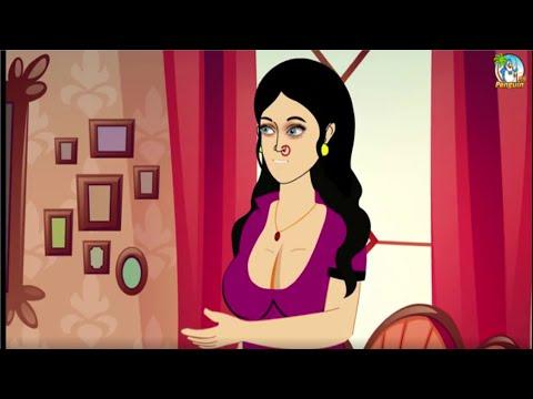 অবৈধ ভালোবাসা Holi Cartoon | Bangla Cartoon | Holi Celebration Bangla Rupkothar Golpo | Penguin TV