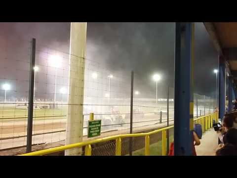 Car Ramming in DD at Arlington Raceway 7 September