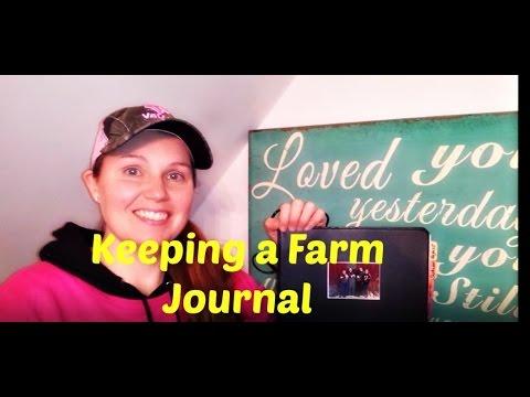 Season 1 Episode 40 Keeping a Farm Journal