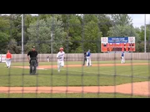05-17-15 Lincoln Land Baseball Vs ICC