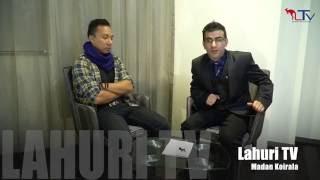 Nepali Tara 2 Santosh Lama On Nepal Talk With Madan Koirala Episode 64 (Season 3)