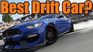 Forza Motorsport 6 | BEST DRIFT CAR? Shelby GT350R Drift Build