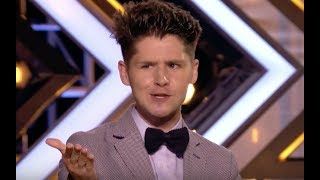 Russell   King Of The Jungle Makes A Deal With The Judges | Audition 3 | The X Factor UK 2017