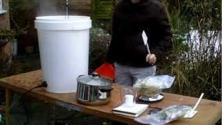 HBW #1 -  Easy Pale Ale Brewing PART 2