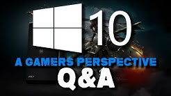 Windows 10 Q&A - Your Questions Answered!