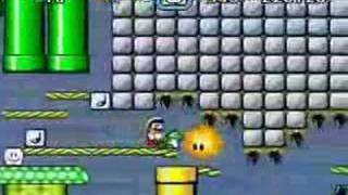 By now, you must have seen the custom made Super Mario World levels...