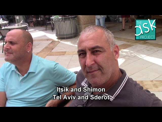 Israelis: Are Palestinians better off being ruled by Israel?