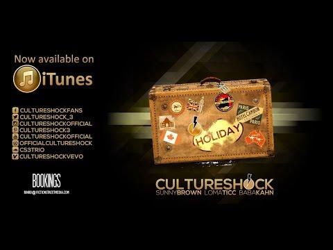 Culture Shock - Holiday Lyrics video
