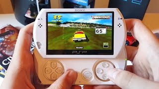 Crazy Taxi Fare Wars Arcade Mode Gameplay - PSP Go 2018