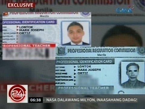 PRC ID photo na ipinost ng isang teacher, ginamit ng magnanakaw para sa kabuuang P800,000 loan