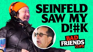 Seinfeld Saw Bobby Lee Naked In Las Vegas | Bad Friends Clips