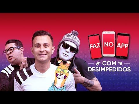 App Bradesco e Desimpedidos