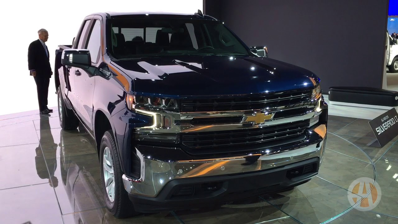 2019 Chevrolet Silverado | New Features | Autotrader - YouTube