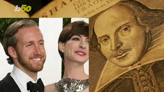 Twitter Conspiracy Theory: Anne Hathaway's Husband is William Shakespeare