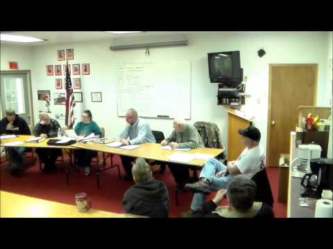LRFD Special Meeting January 21, 2015