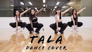 TALA - SARAH G.   4TH IMPACT DANCE COVER