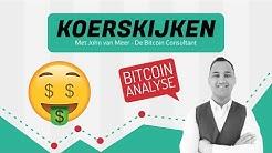 Bitcoin Analyse: 'BTC koers bereikt $9.500. Volatiel weekend op komst!?'